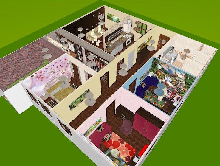Room Arranger screenshot